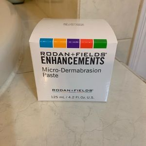 Rodan and Fields Microdermabrasion
